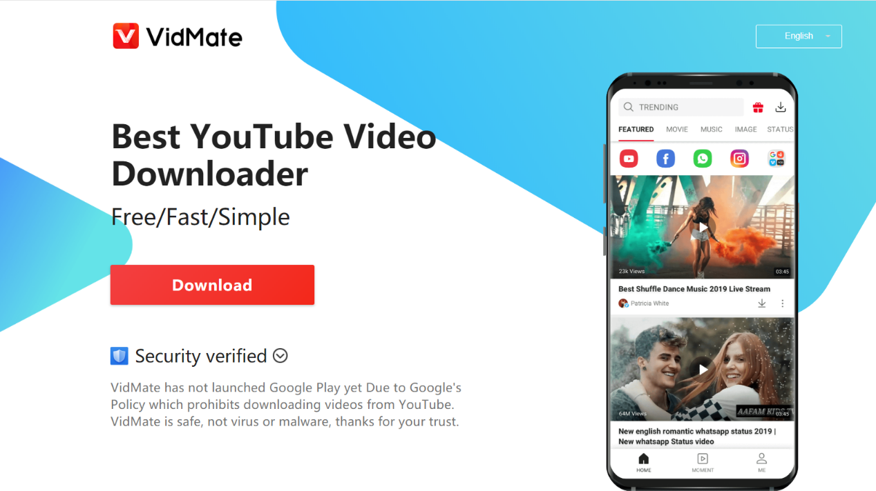 Whatsapp video download website